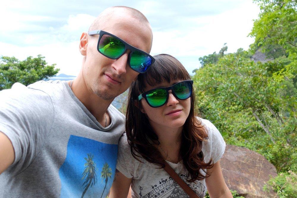 Kaspars un Una Langkawi salā, Malaizijā - Latvieši Ceļo