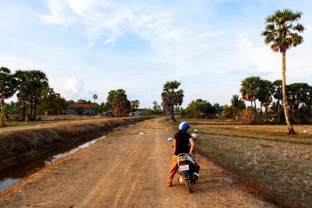 Kambodžas lauku ceļš - Labākās budžeta viesnīcas Sihanoukville