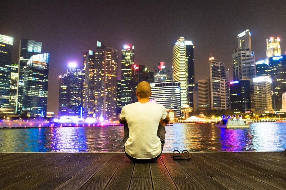Kaspars Marina Bay Sands apkārtnē, Singapūrā - Labākās budžeta viesnīcas Singapūrā