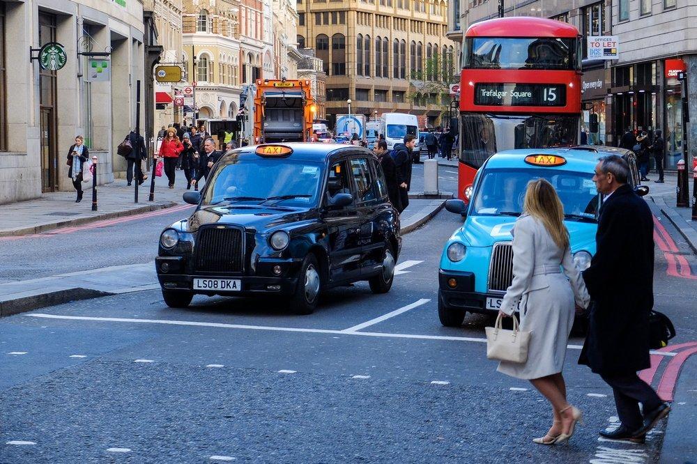 Londonā, Lielbritānijā - Latvieši Ceļo