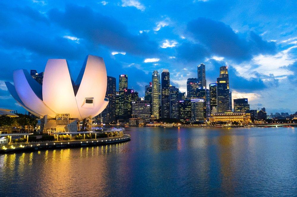 Naksnīgā Singapūra - Latvieši Ceļo