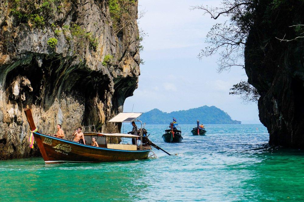 Salu tūrē - Labākās budžeta viesnīcas Puketā