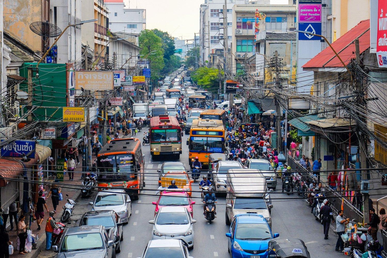 Satiksme Bangkokā - Labākās budžeta viesnīcas Bangkokā - Labākās viesnīcas