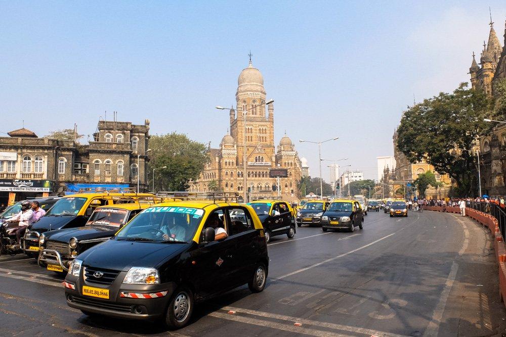 Satiksme Mumbajā - Labākās budžeta viesnīcas Mumbajā
