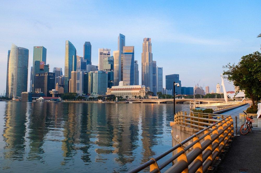 Singapūras centrālais biznesa rajons - Labākās budžeta viesnīcas Singapūrā