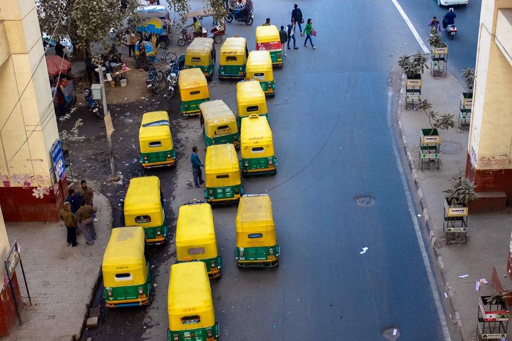 Tuktuki Deli - Labākās budžeta viesnīcas Deli