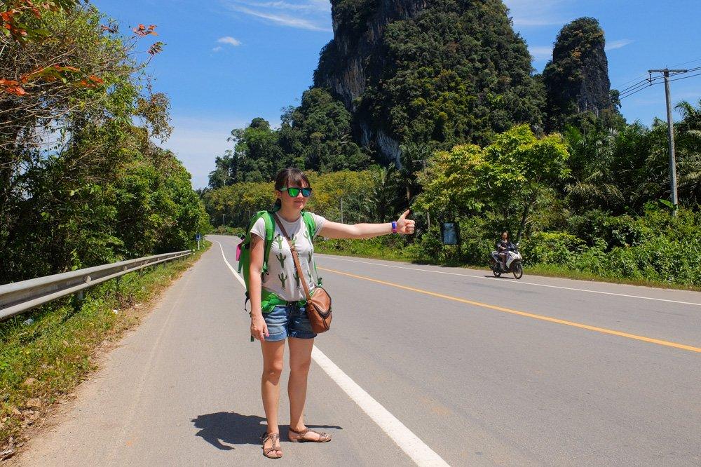 Una stopē Taizemē - Latvieši Ceļo