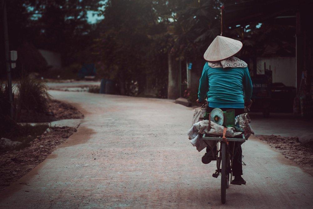 Velosipēdists - Labākās budžeta viesnīcas Hoi An