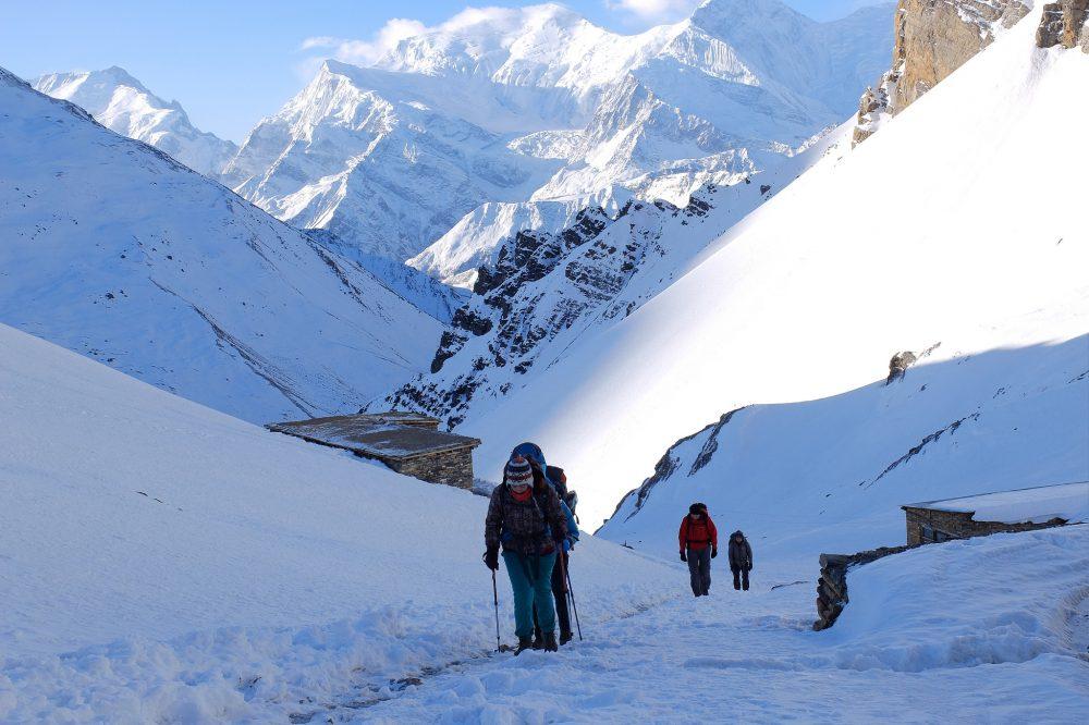 Annapurna Circuit Trek - Nepālas vīza