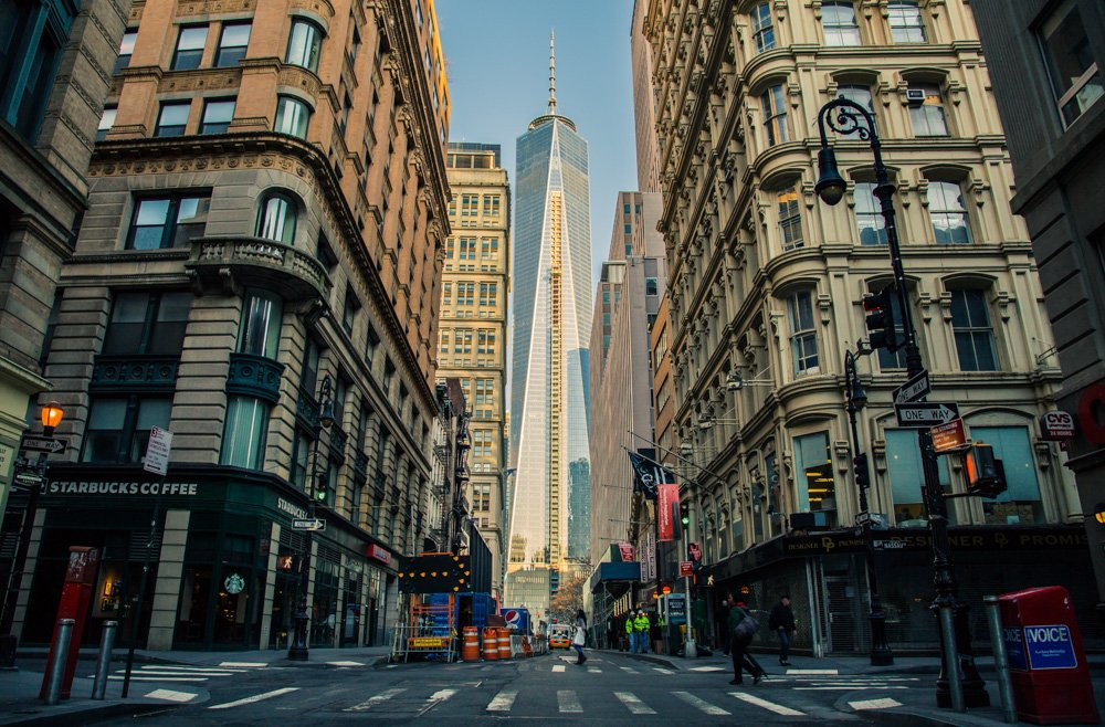 Debesskprāji Ņujorkā - Labākās budžeta viesnīcas Ņujorkā