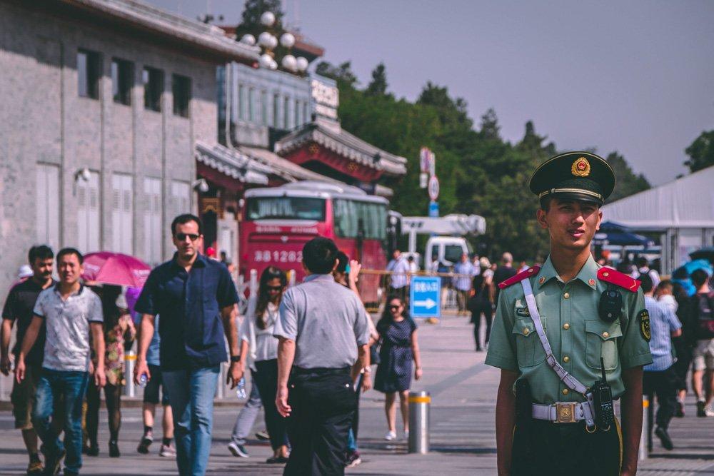 Ielas ainas Ķīnā - Ķīnas vīza - Vīza uz Ķīnu