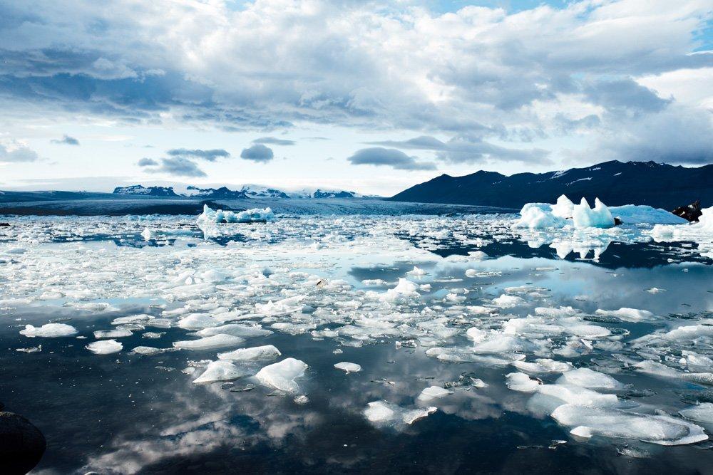 Ledus Islandē - Labākās budžeta viesnīcas Islandē