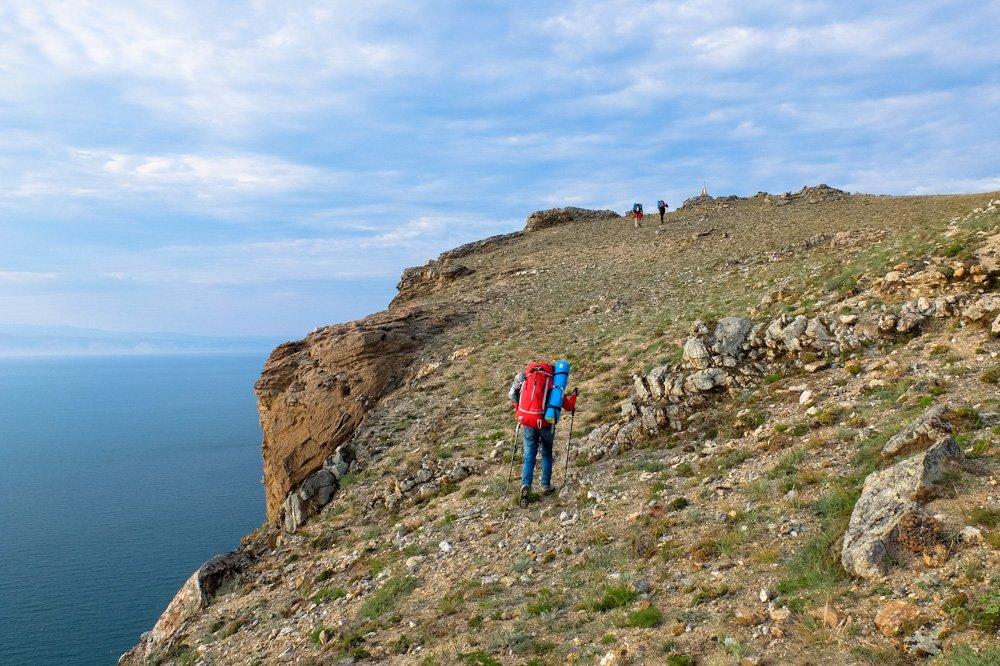 Pārgājiens Olkhon salā, Baikāla ezerā - Latviešu ceļojumu blogi