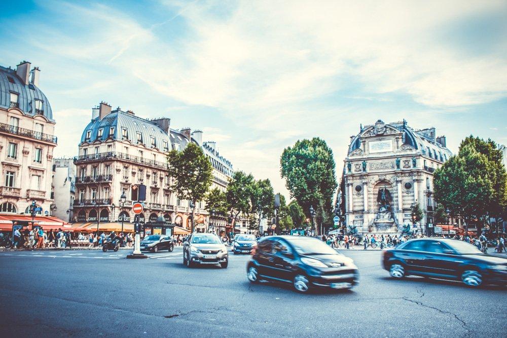 Parīzes ielas - Labākās budžeta viesnīcas Parīzē