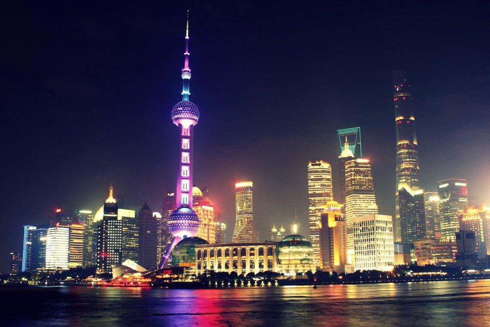 Šanhajas ainas - Ķīnas vīza - Vīza uz Ķīnu