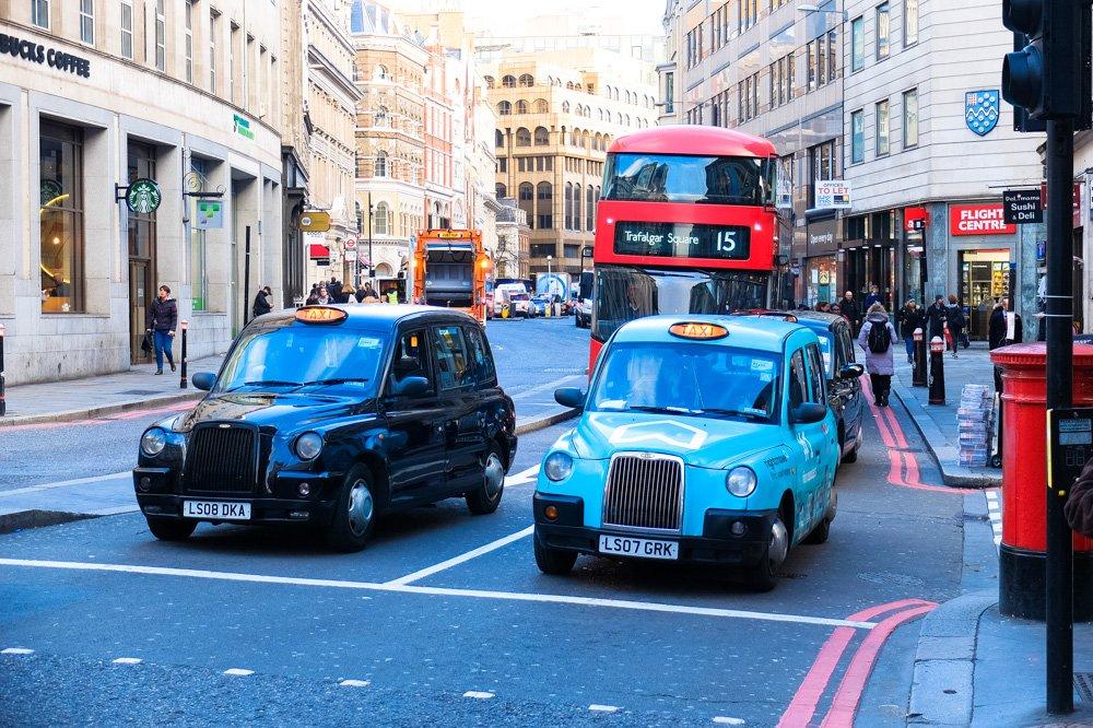 Satiksme Londonā - Labākās budžeta viesnīcas Londonā