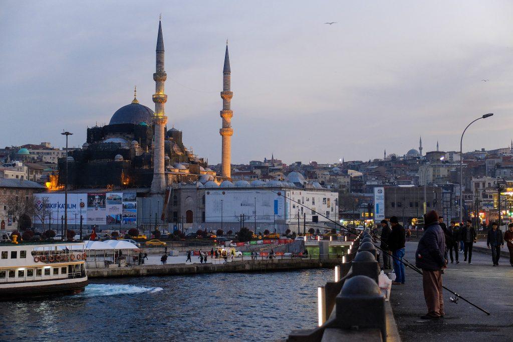 Stambula - Turcijas viza
