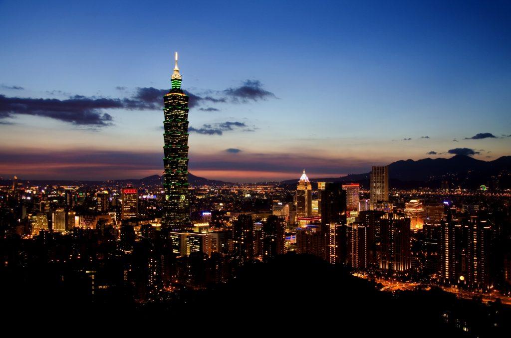 Taipeja - Taivanas viza