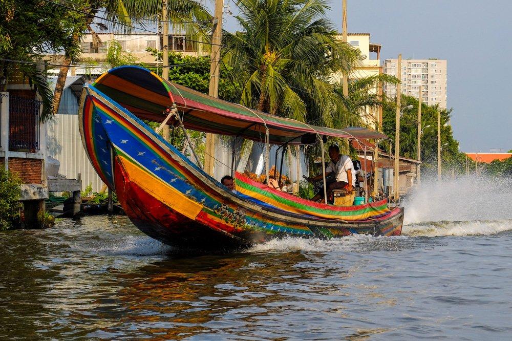 Upes laiva Bangkokā, Taizemē - Taizemes vīza - Vīza uz Taizemi