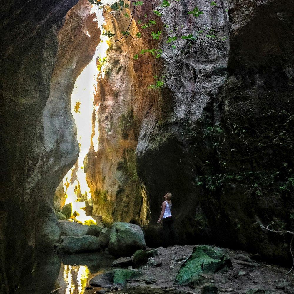 Akamas pussala, aiza - Ceļojums uz Kipru
