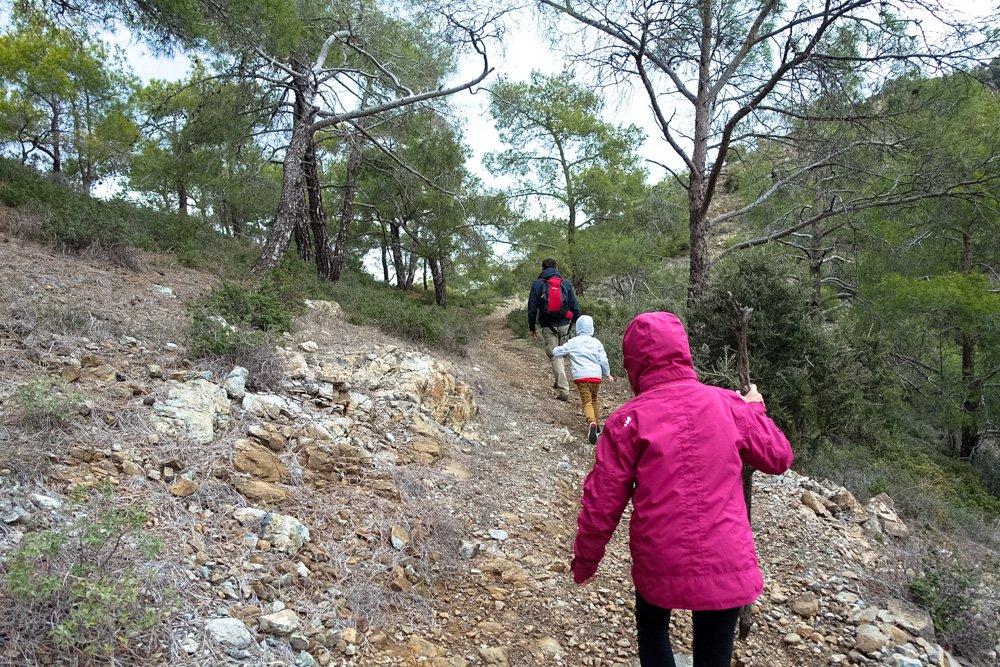 Germasogeias dambis 2 - Ceļojums uz Kipru