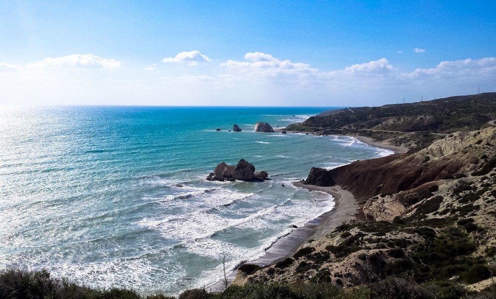 Petra tou Romiou - Ceļojums uz Kipru