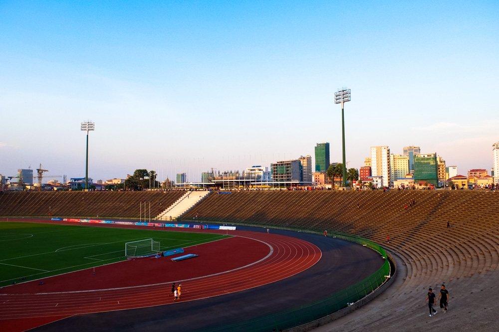 Pnompeņas olimpiskais stadions