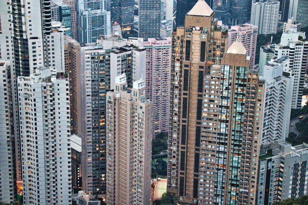 Augstceltnes - Labākās viesnīcas Honkongā