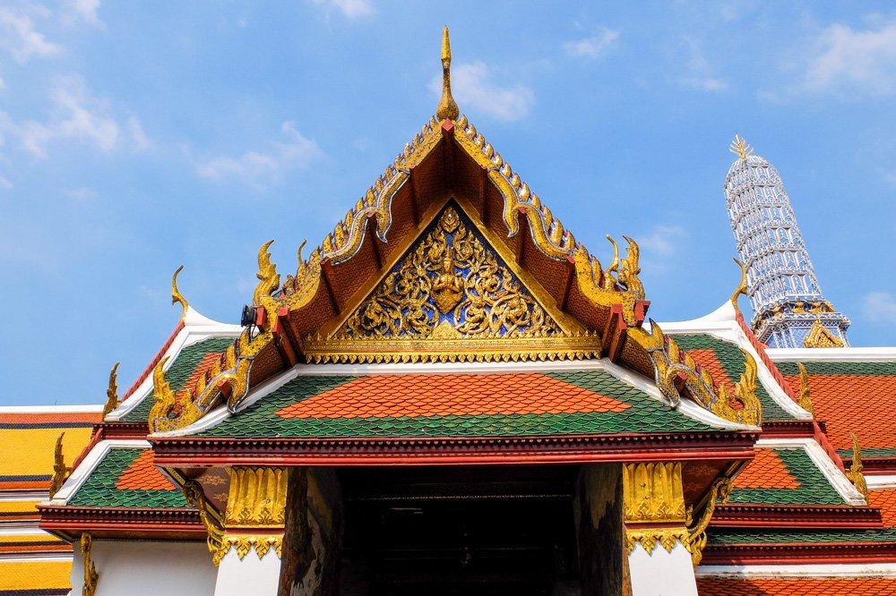 Templis Bangkokā, Taizemē - Labākās viesnīcas Bangkokā