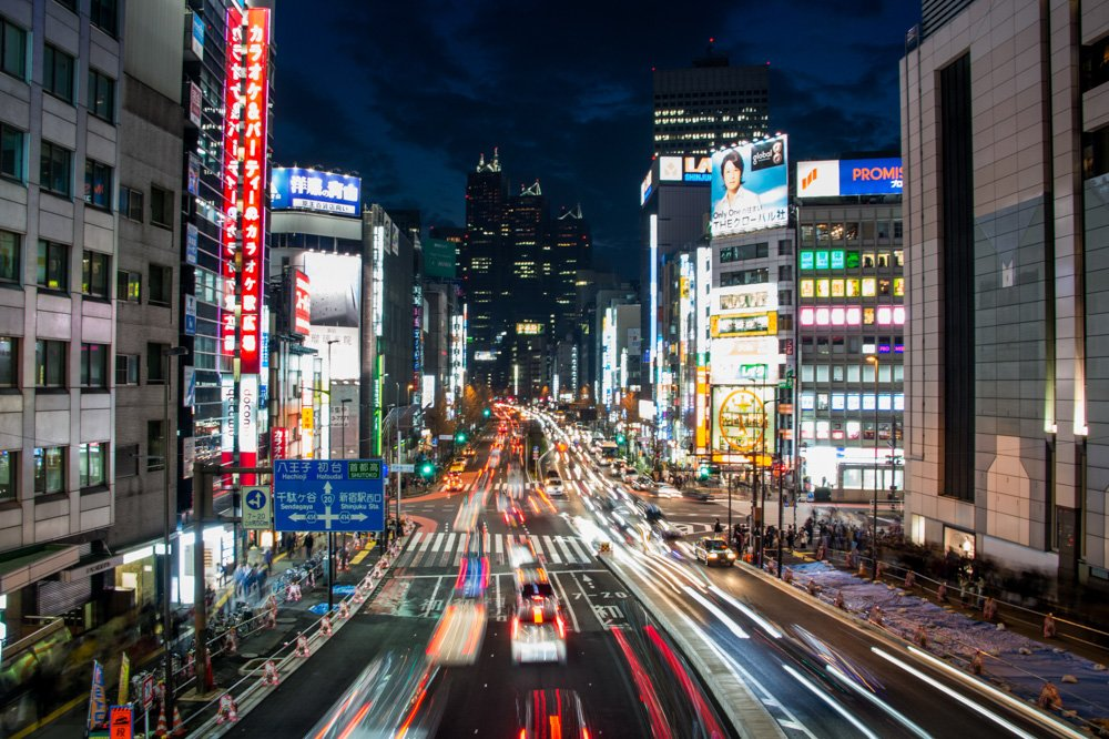 Tokijas satiksme - Labākās budžeta viesnīcas Tokijā