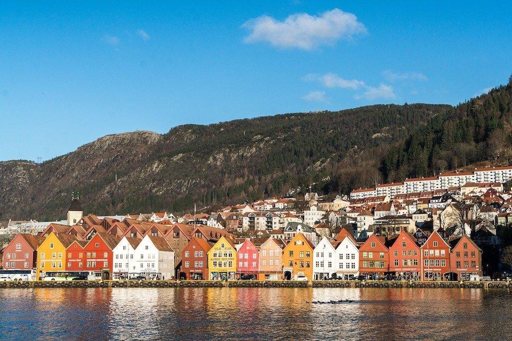 Bergena, Norvēģija