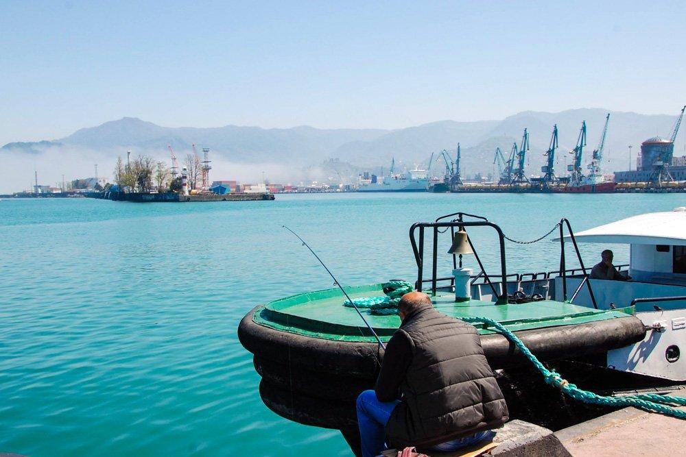 Iveta Lūka - Batumi ainas - Labākās budžeta viesnīcas Batumi, Gruzijā