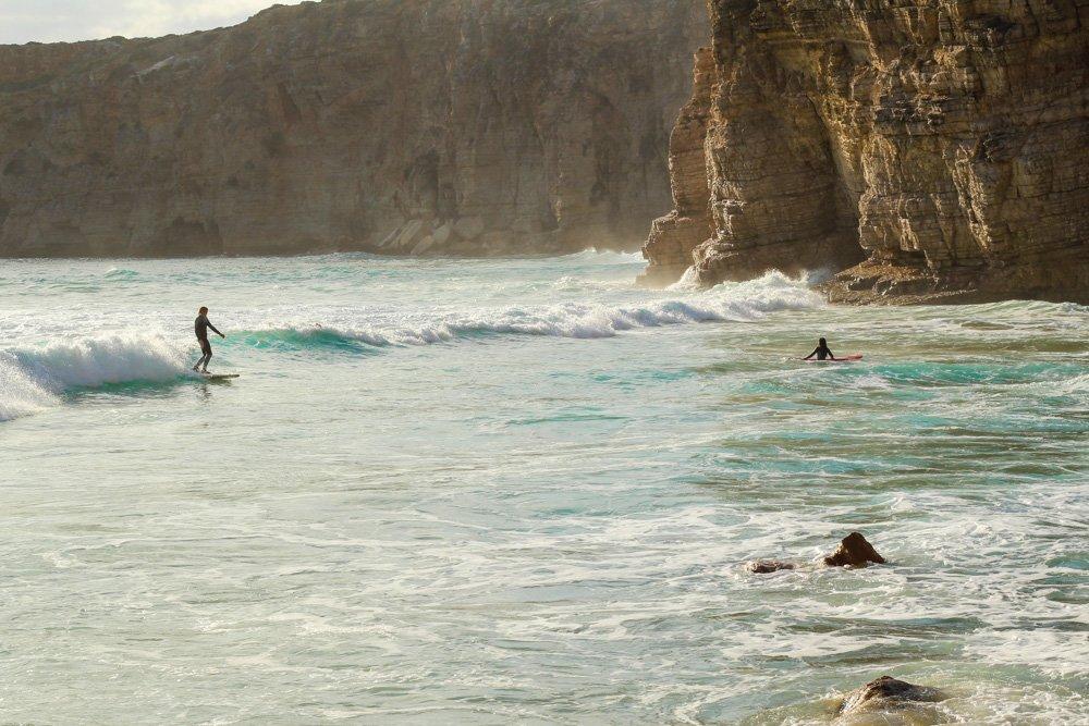 Okeāns un klintis - Labākās budžeta viesnīcas Madeirā, Portugālē