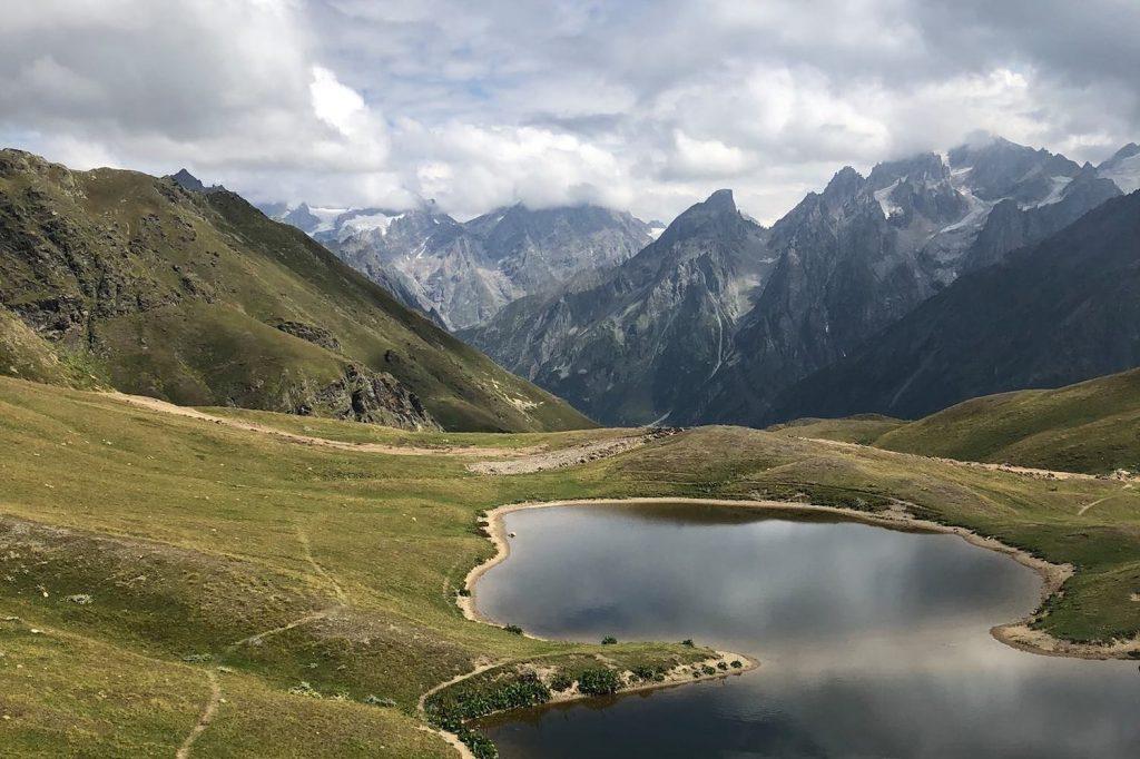 Koruldi ezeri - Mestia - Gunita Juzupa foto