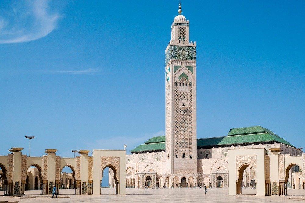 Mošeja Kasablankā