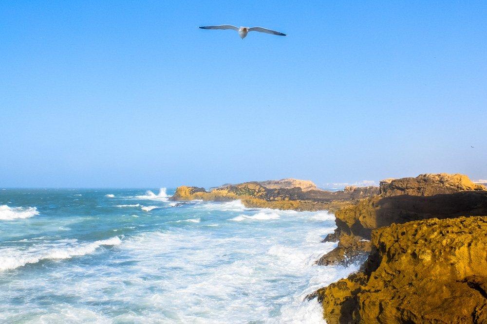Okeāns Esuveirā, Marokā
