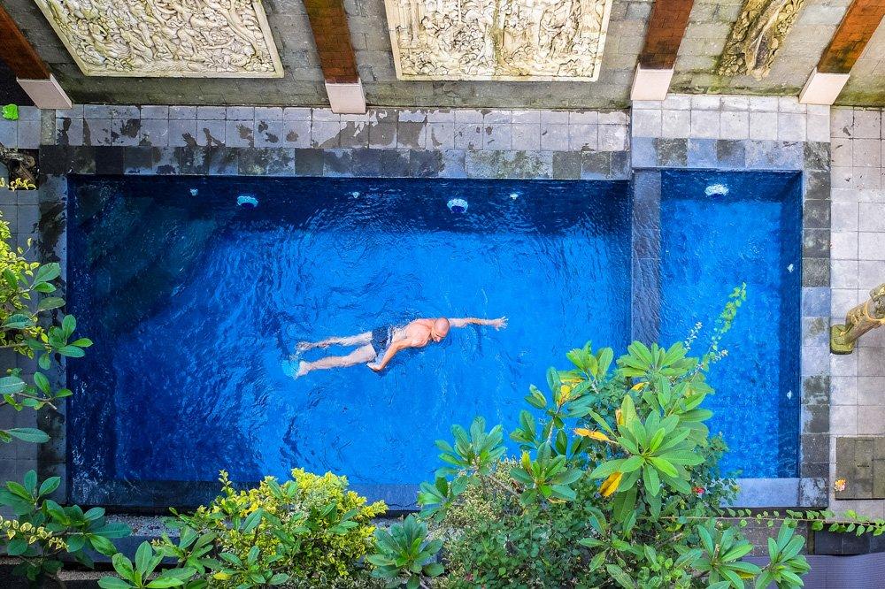 Baseins Bali - Lieto Bonusway lai ietaupītu