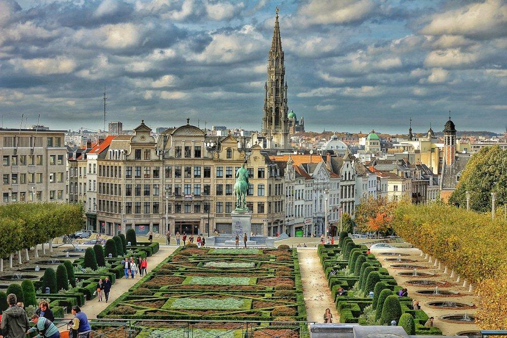 Briseles vecpilsēta