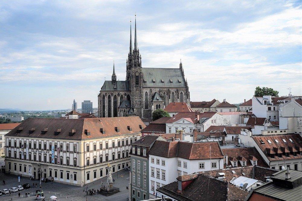 Brno, Čehija