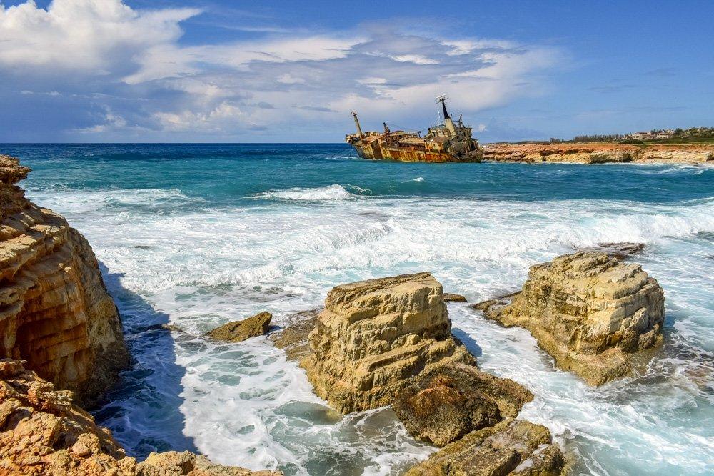 Kipras piekraste - Viesnīcas Pafosā, Kiprā