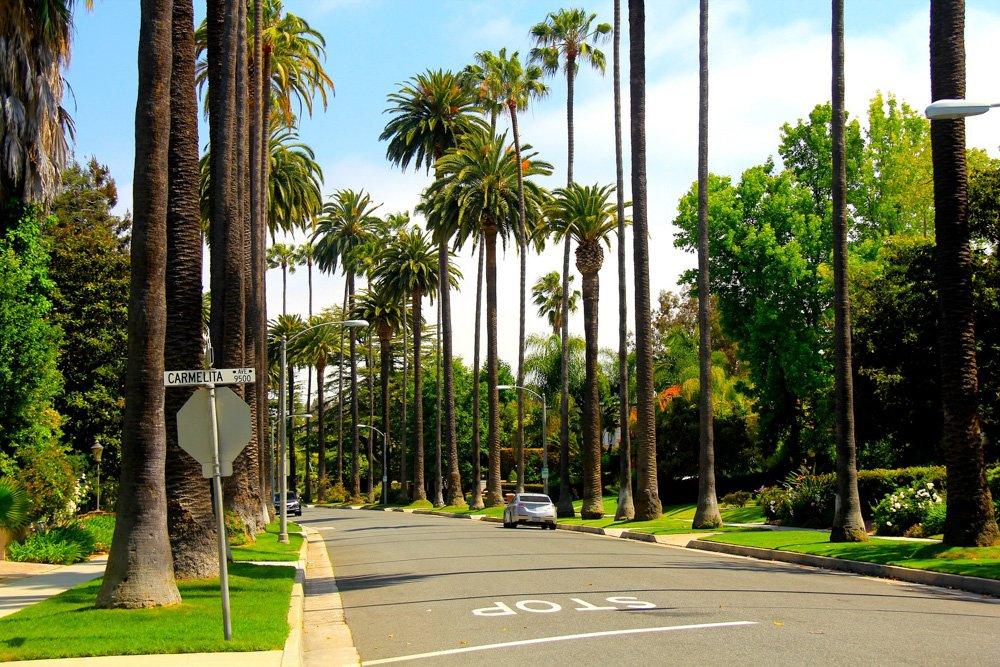 Losandželosas ielas