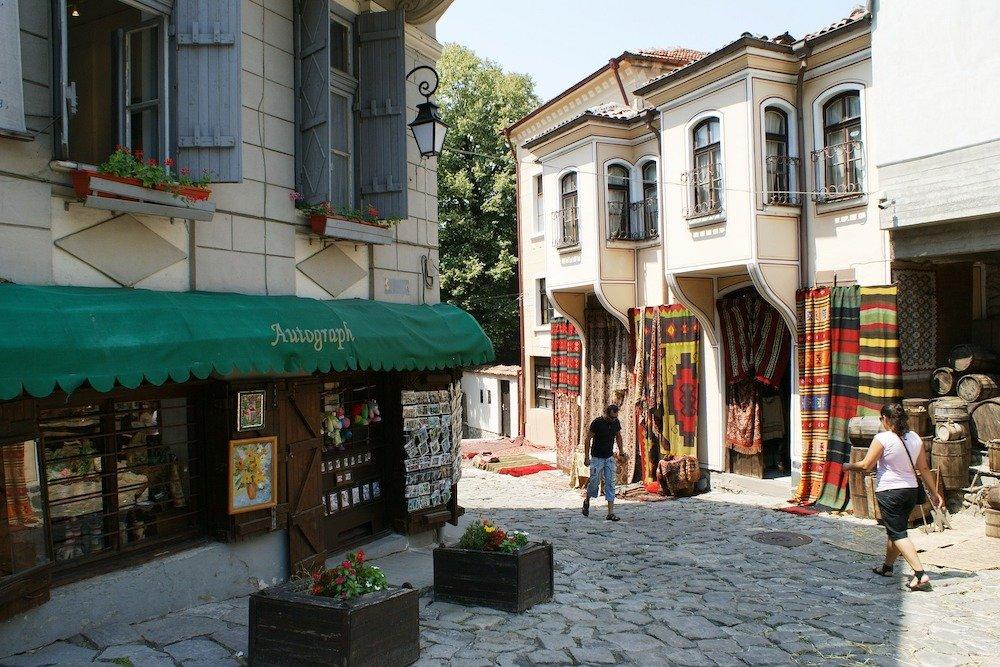 Plovdiva, Bulgārija