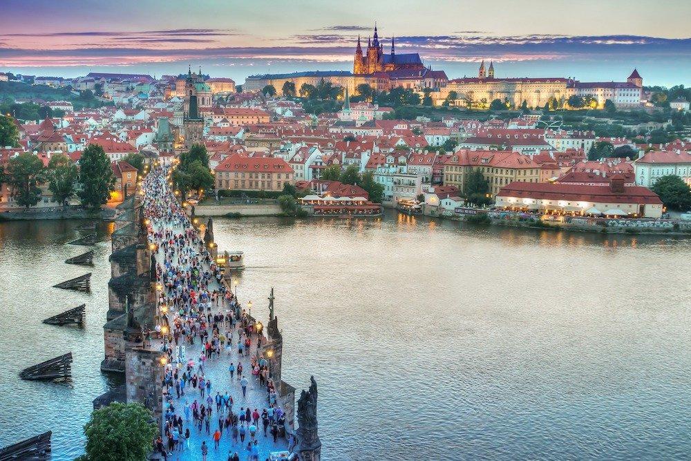 Prāga, Čehija