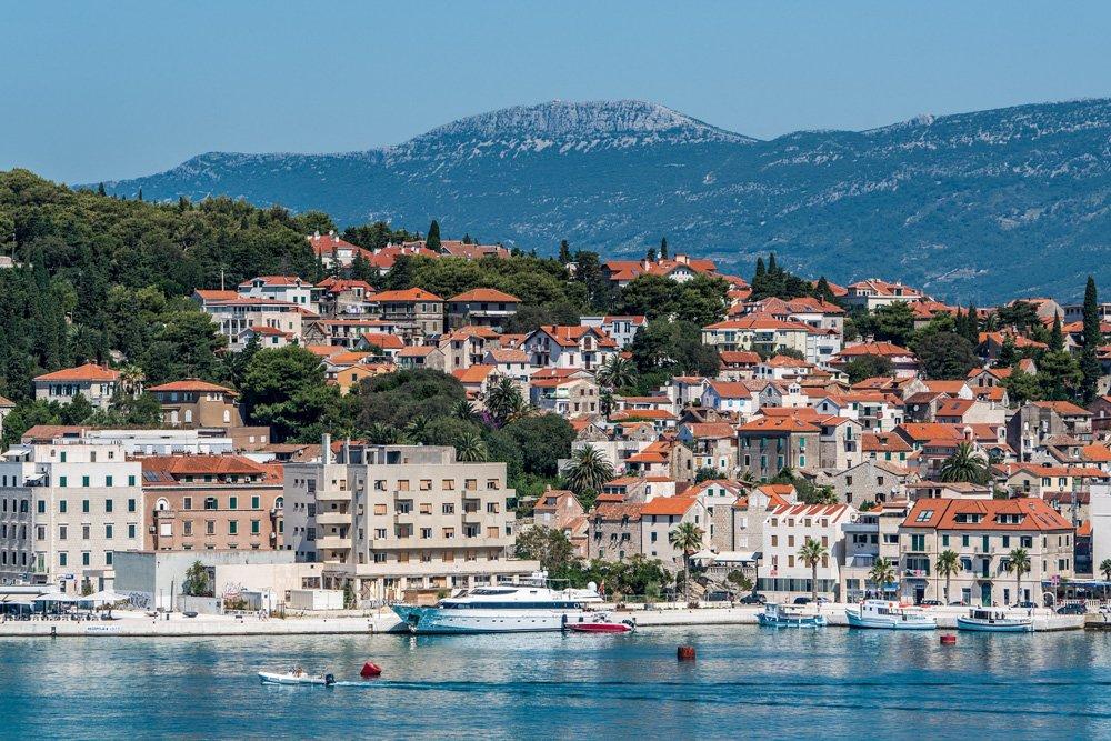 Splita, Horvātija