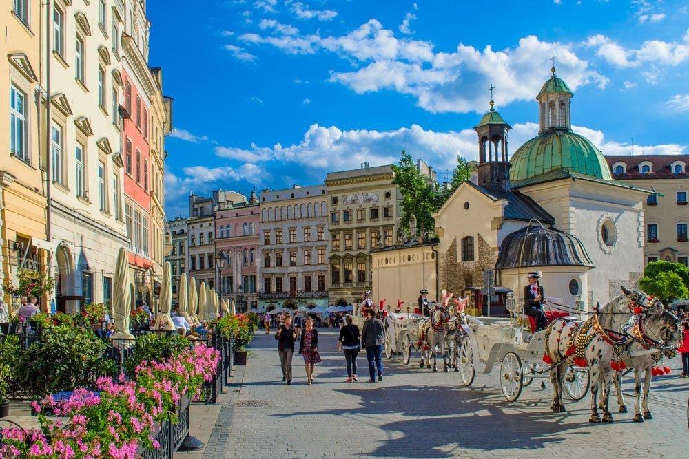 Krakovas ielas