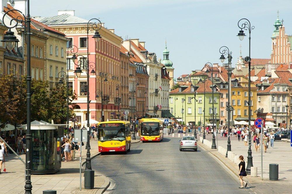 Varšavas vecpilsēta