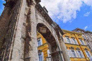Vecpilsēta, Pula, Horvātija
