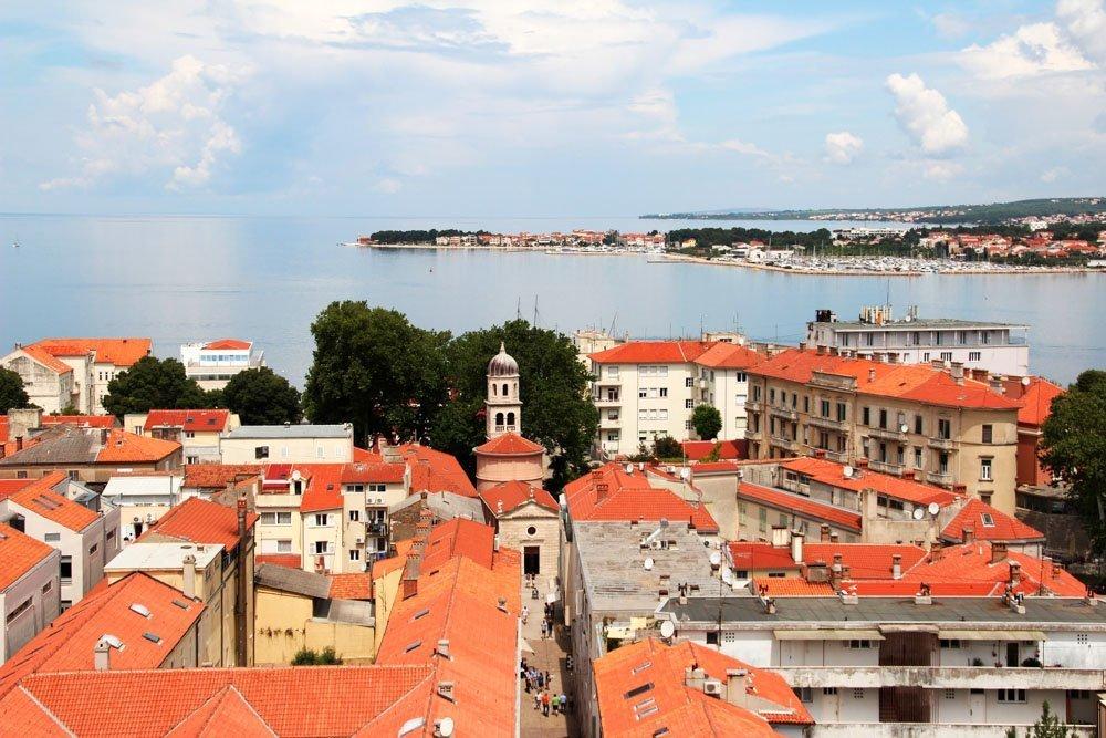 Zadara, Horvātija