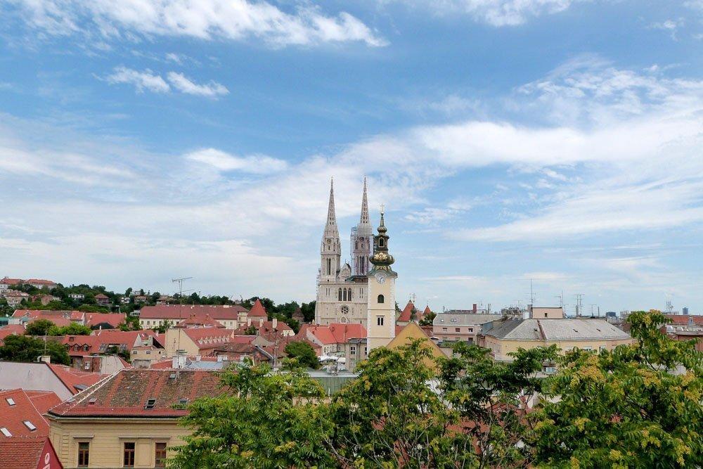 Zagreba, Horvātija