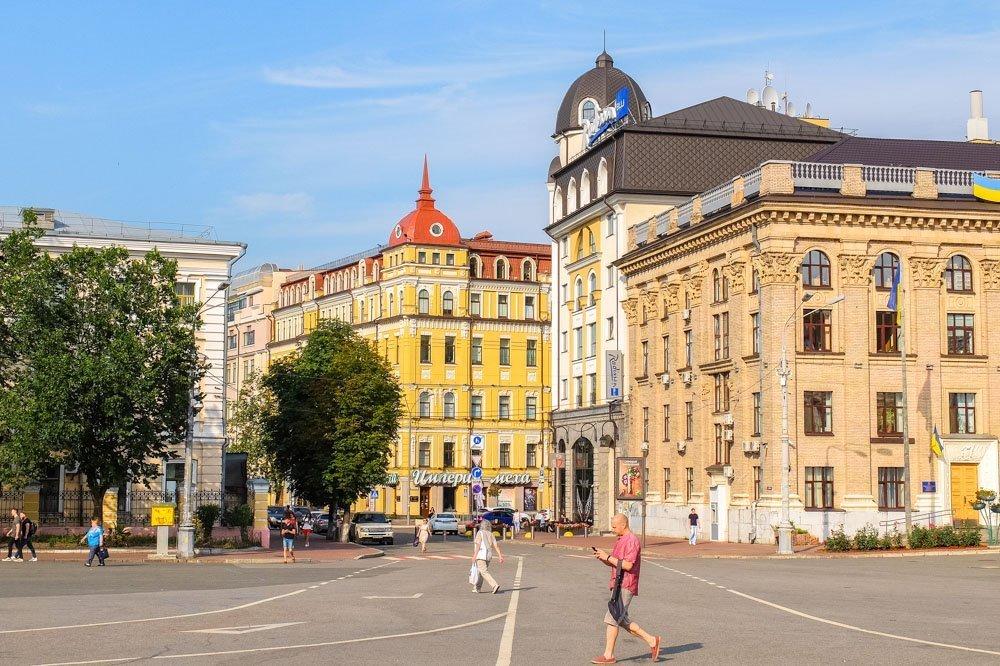 Laukums Kijevā